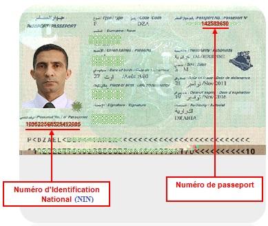 consulat algerie lyon carte d identité Votre carte d'identité nationale biométrique est elle prête